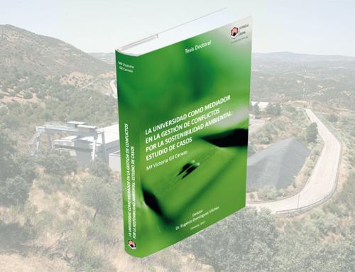 La Universidad de Córdoba como Mediador en la Gestión de los Conflictos por la Sostenibilidad Ambiental: Estudio de casos