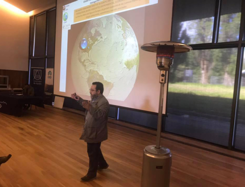 Finaliza  la II INTERNACIONAL CONFERENCE Global change at basin and fjord escale and future water management challengues in Patagonian